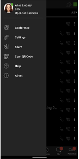 android ios voip settings