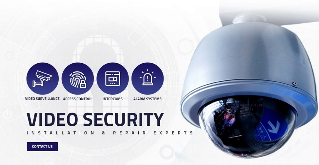 video surveillance smart office usa