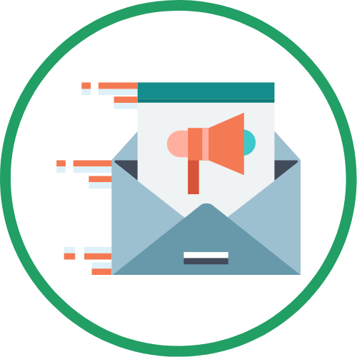 Monthly Newsletter img icon