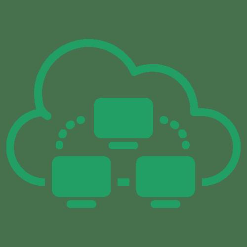 Cloud Computing icon min